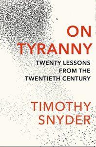 On Tyranny - Snyder